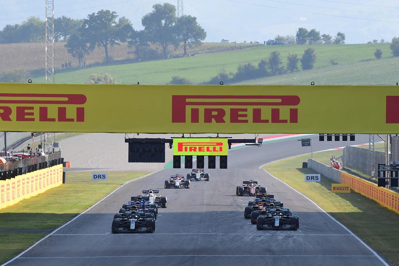 F1:2021年はムジェロ・サーキットでの開催は期待薄