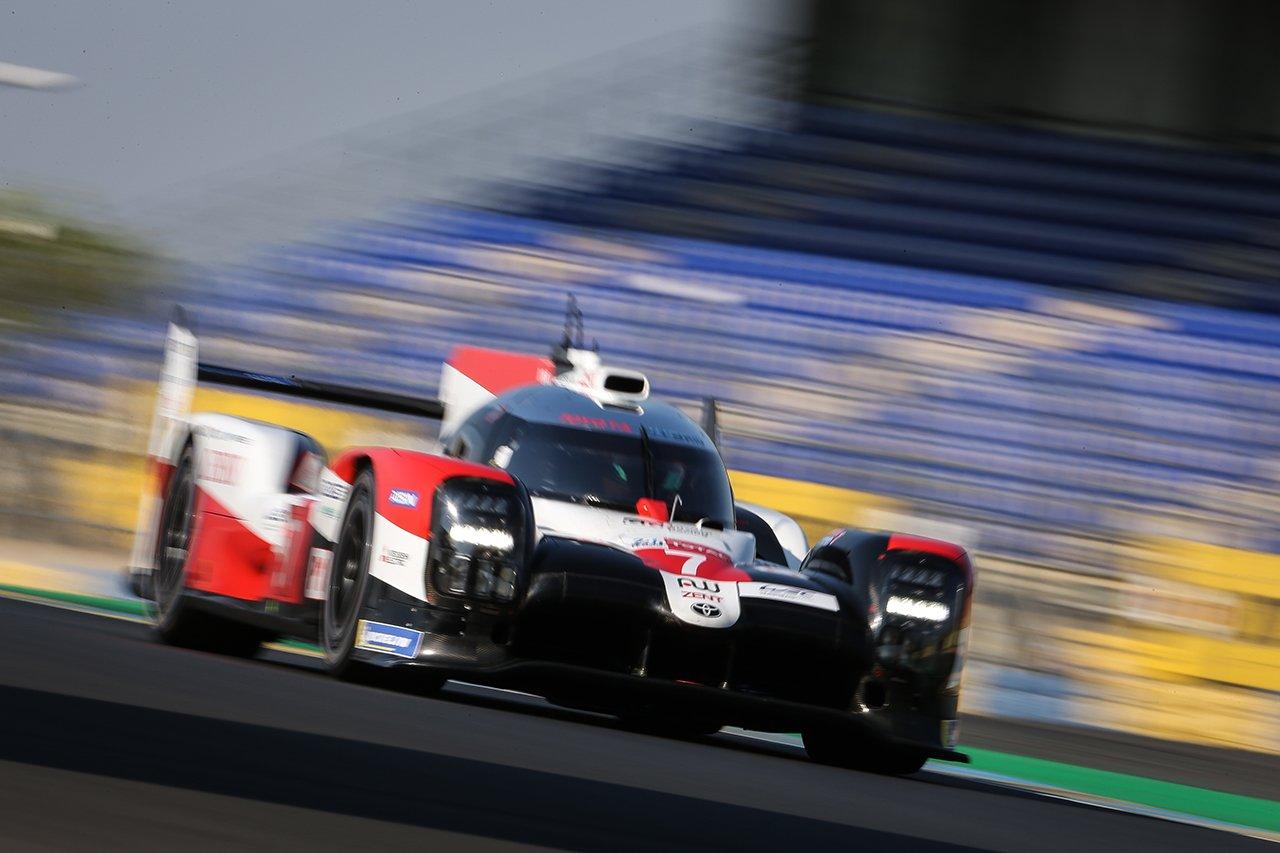 トヨタ、初日の予選を1-2で終え、明日の「ハイパーポール」へ / ル・マン24時間レース