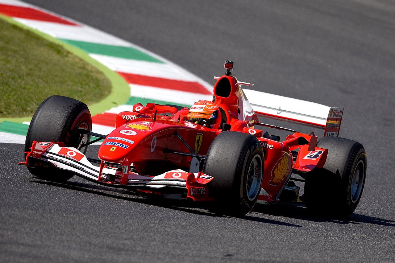 Photo of セバスチャン・ベッテル、フェラーリF2004の購入を検討しても、「高額すぎる」/ F1ニュース[F1-Gate.com]