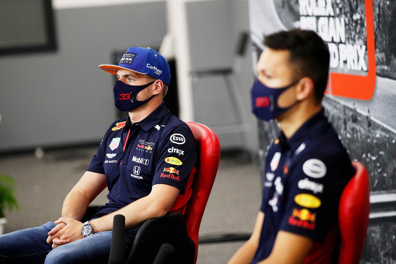 Photo of フェルースタトペᆫ「チームがアル本を再任したり、私は気にしない」/レッドブルホンダF1[F1-Gate.com]