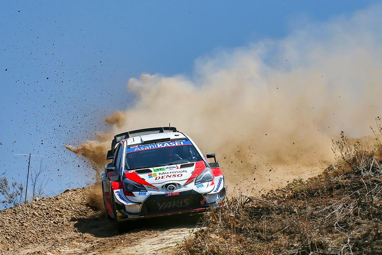 WRC:トヨタ 第4戦 ラリー・エストニア プレビュー