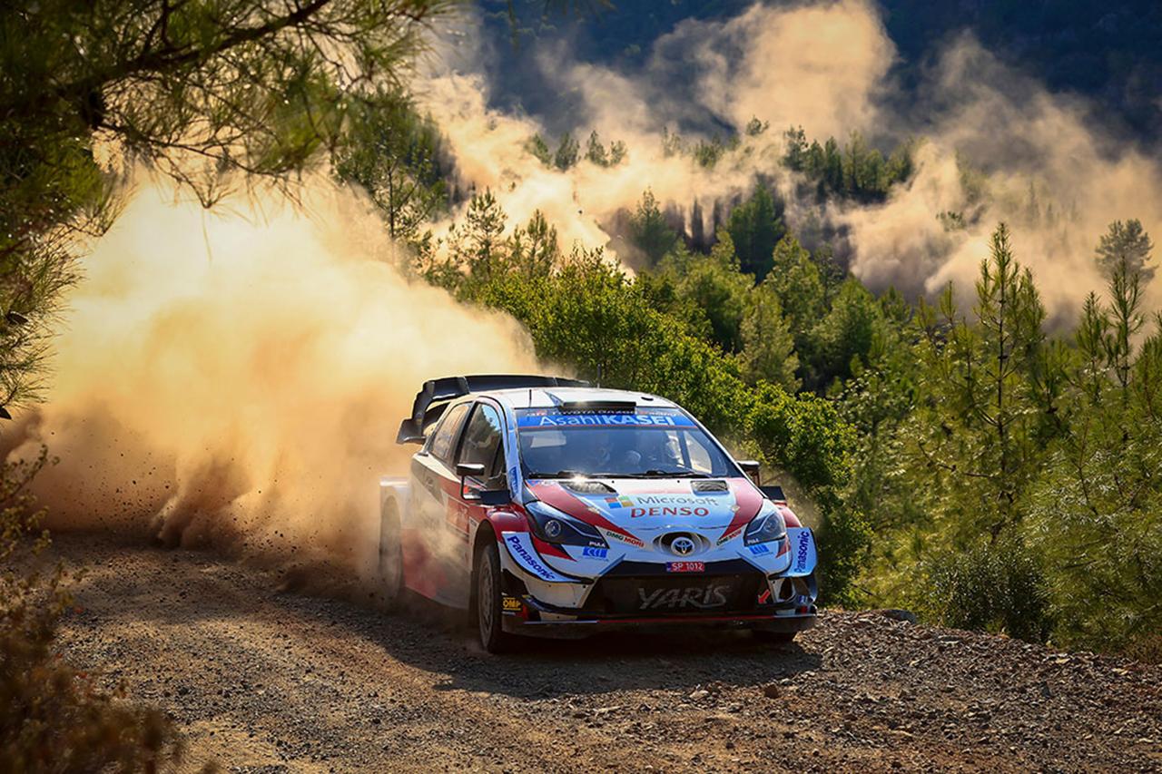 WRC:トヨタ 第5戦 ラリー・トルコ デイ1レポート