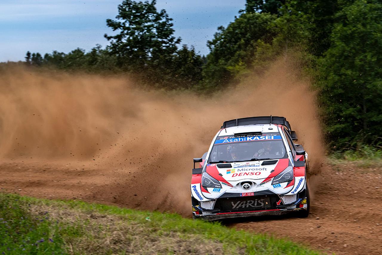 WRC:トヨタ 第5戦 ラリー・トルコ プレビュー