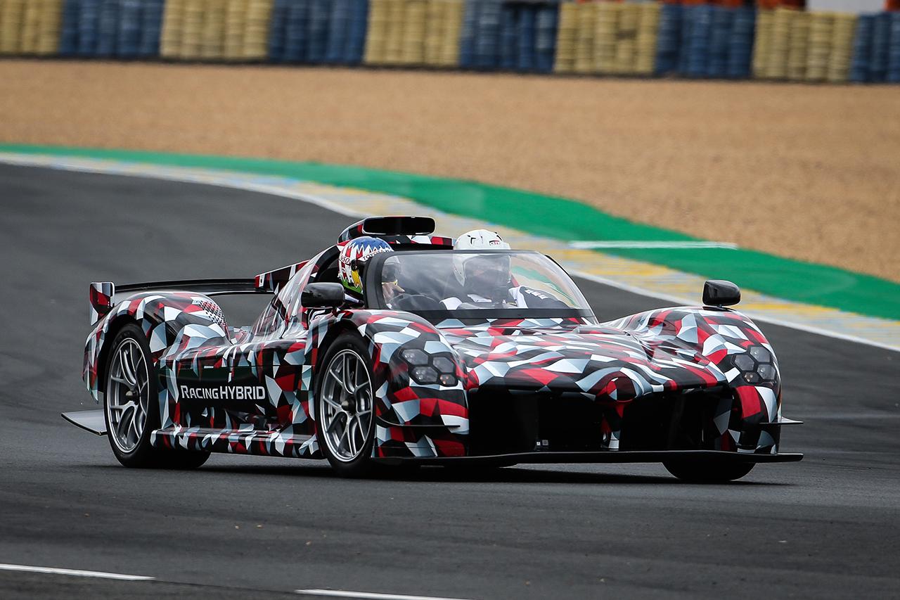 トヨタが開発中のGR Super Sportがサルト・サーキットで初走行を披露 / ル・マン24時間レース