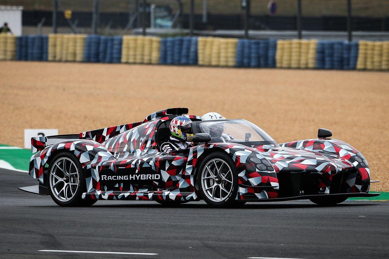 【ギャラリー】 トヨタ GR Super Sport(仮称) / ル・マン24時間レース