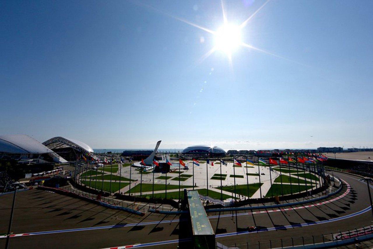 2020年 F1ロシアGP テレビ放送時間&タイムスケジュール
