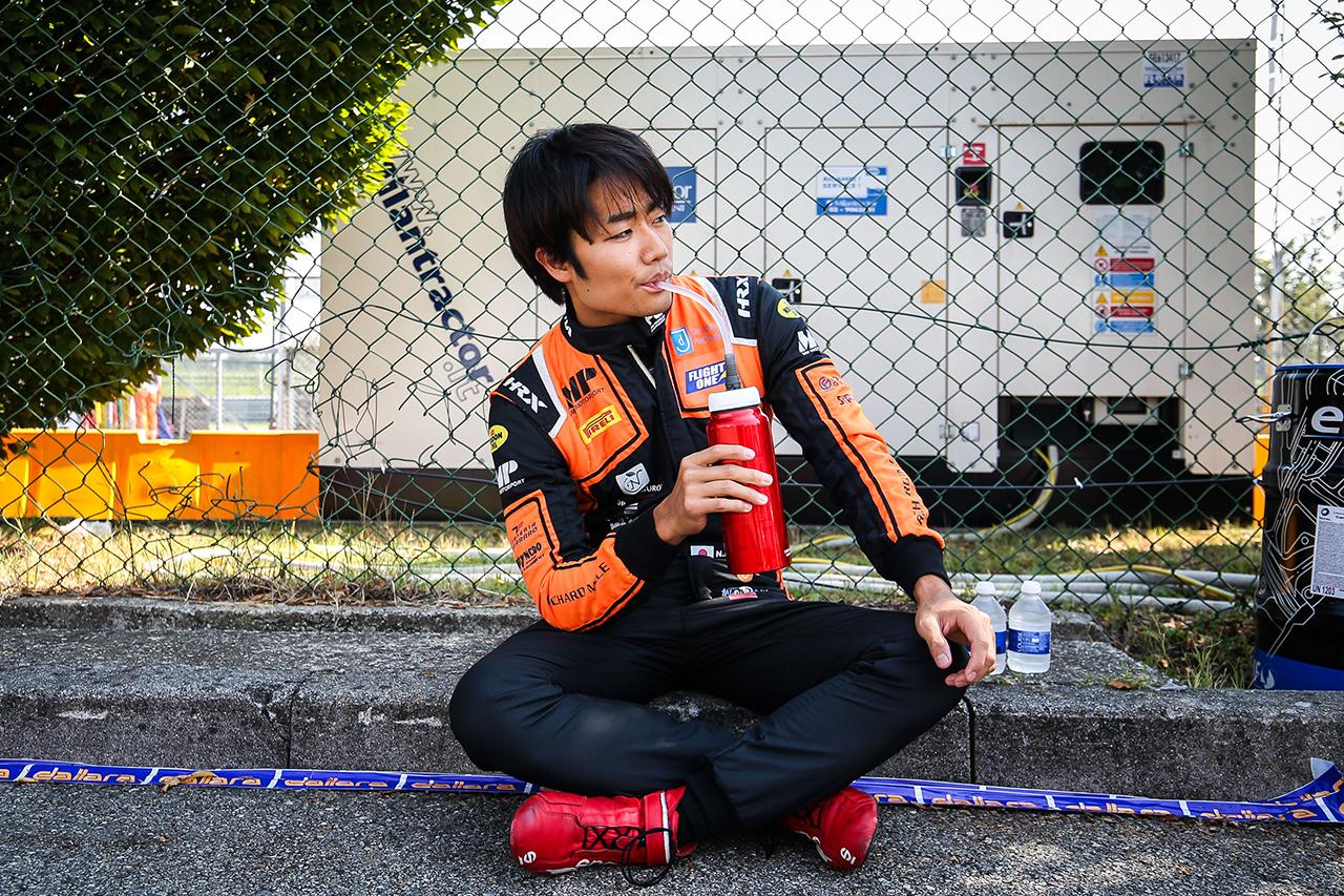 松下信治、MPモータースポーツを離脱 / FIA-F2