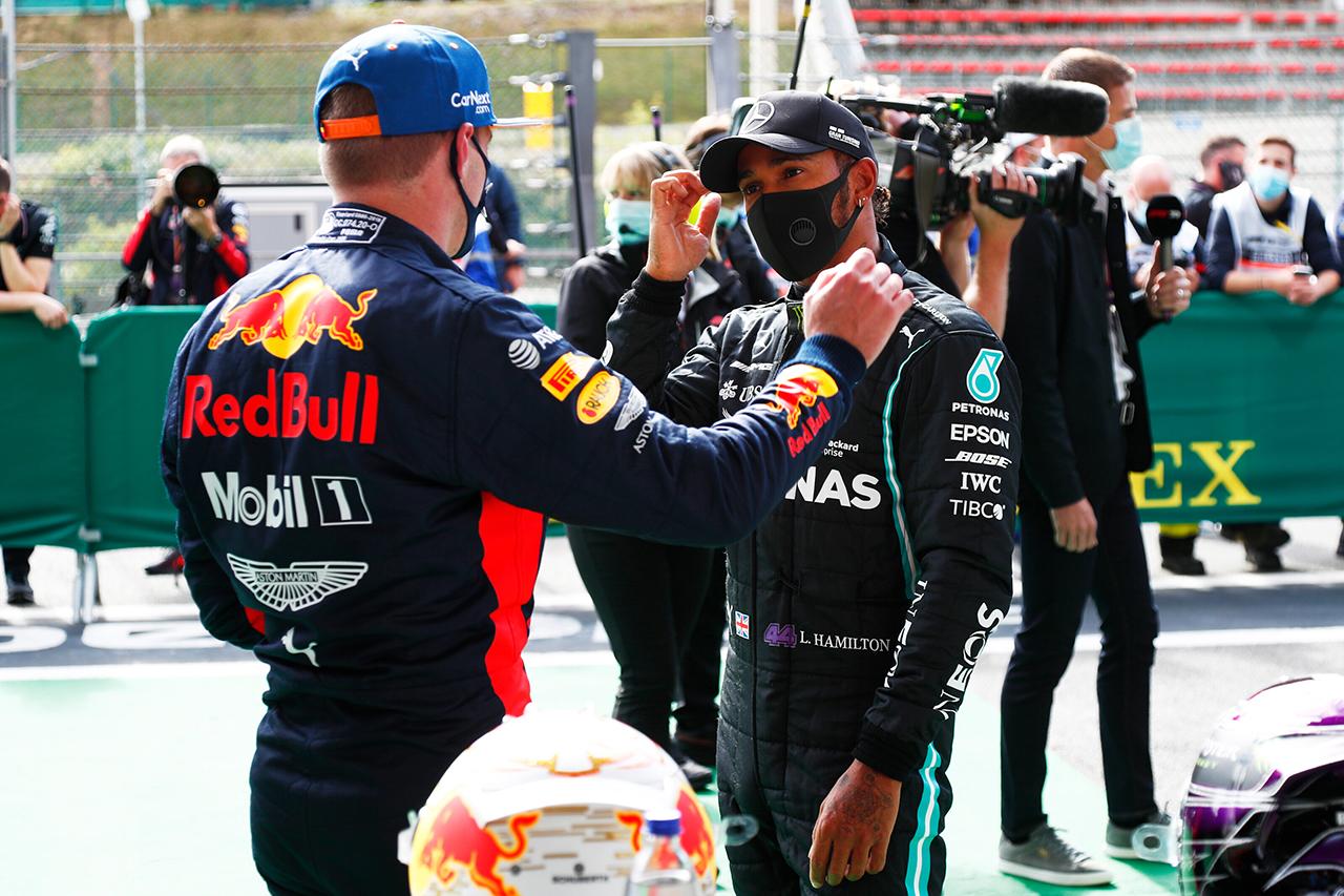 ルイス・ハミルトン、レッドブル・ホンダF1への移籍を検討?!