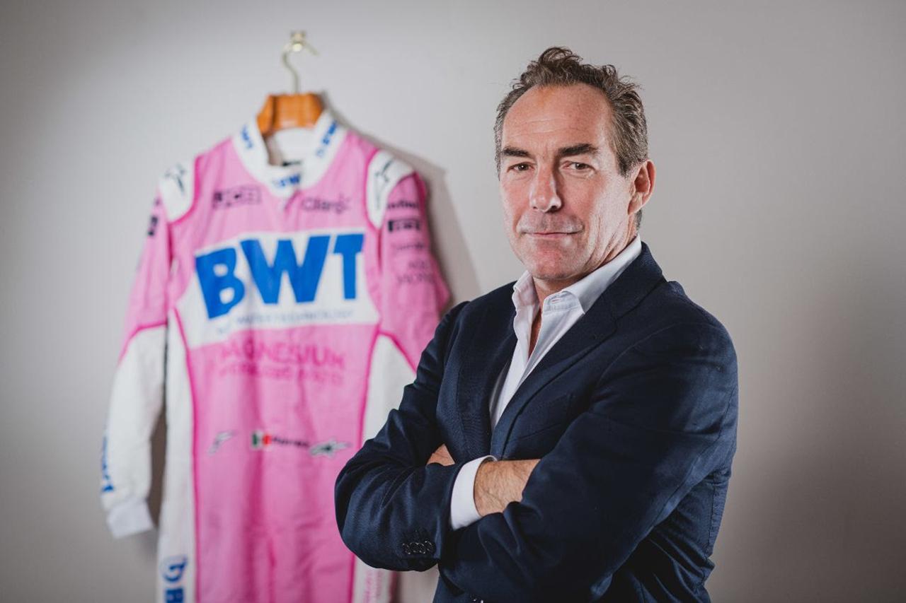 レーシング・ポイントF1に元マイケル・ジョーダンのッマーケ責任者が加入