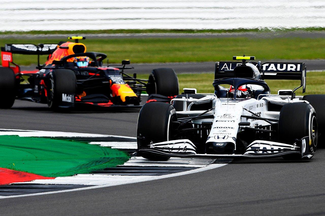 F1特集:レッドブル・レーシングとアルファタウリ・ホンダの関係の変化