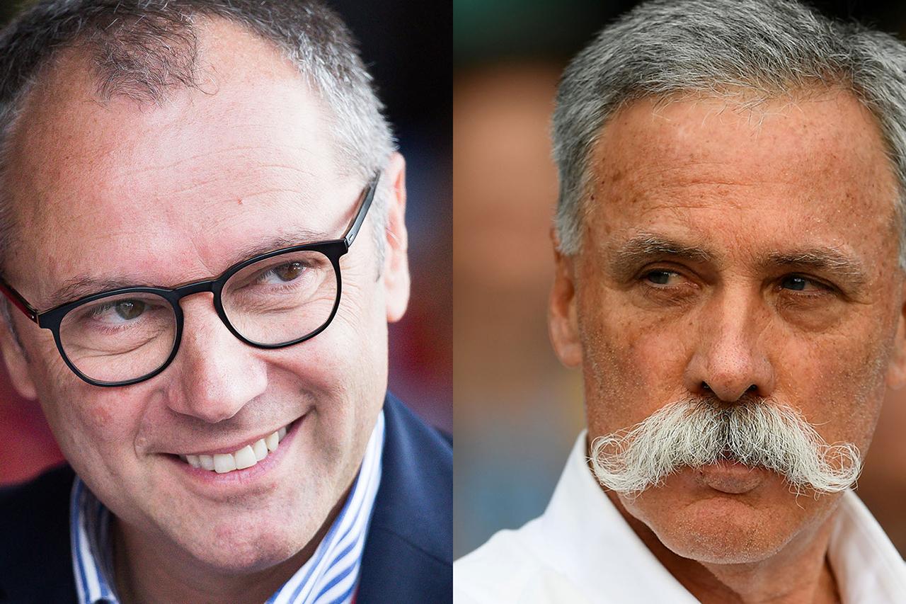F1:ステファノ・ドメニカリの会長兼CEOを就任を発表。チェイス・キャリーは非常勤会長に就任
