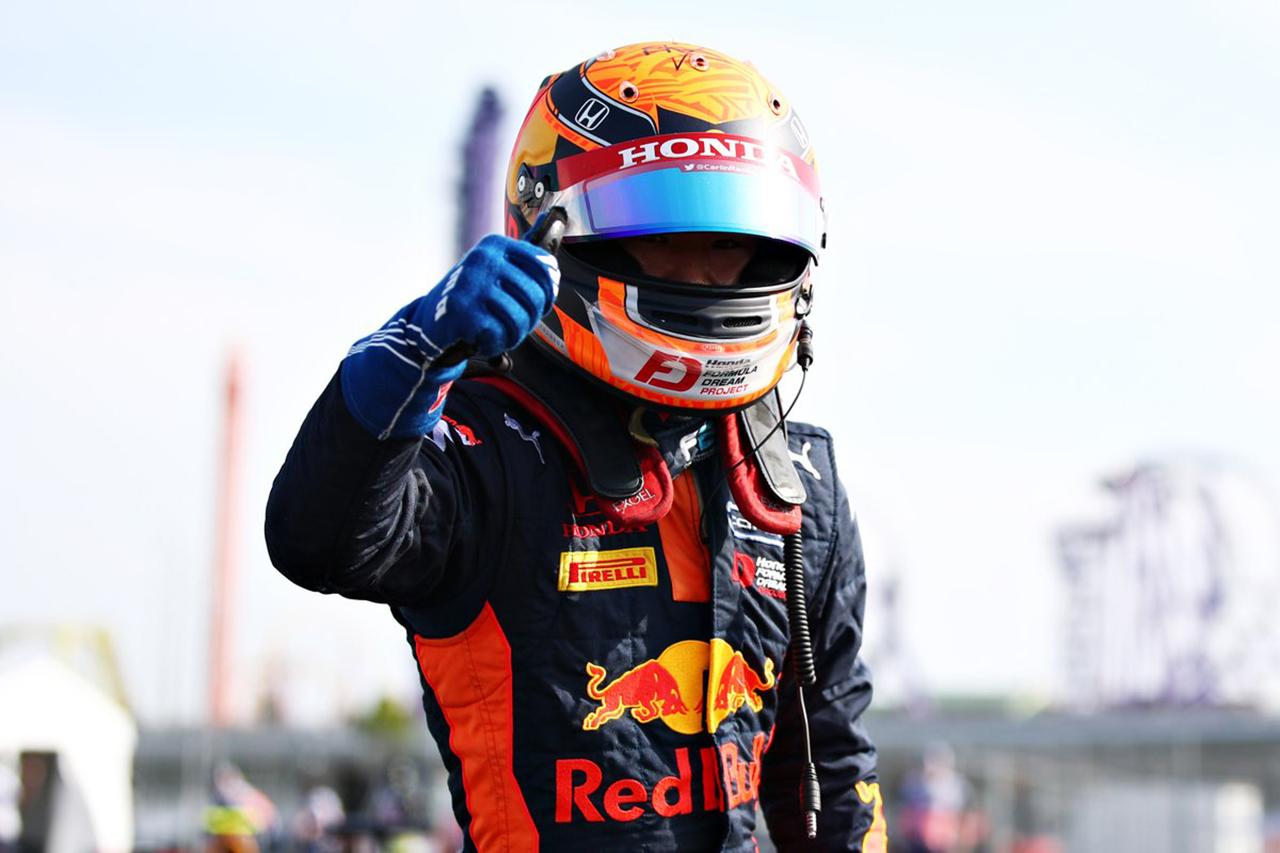 FIA-F2 ロシア 予選:角田裕毅が自身3度目のポールポジション