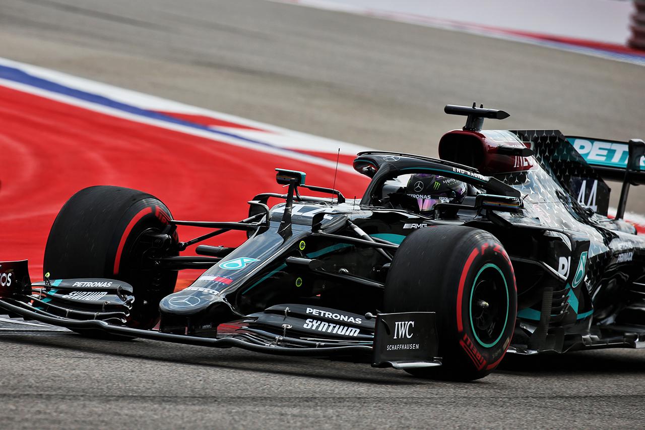 F1ロシアGP 予選:ハミルトンが5戦連続PP獲得!フェルスタッペン2番手!