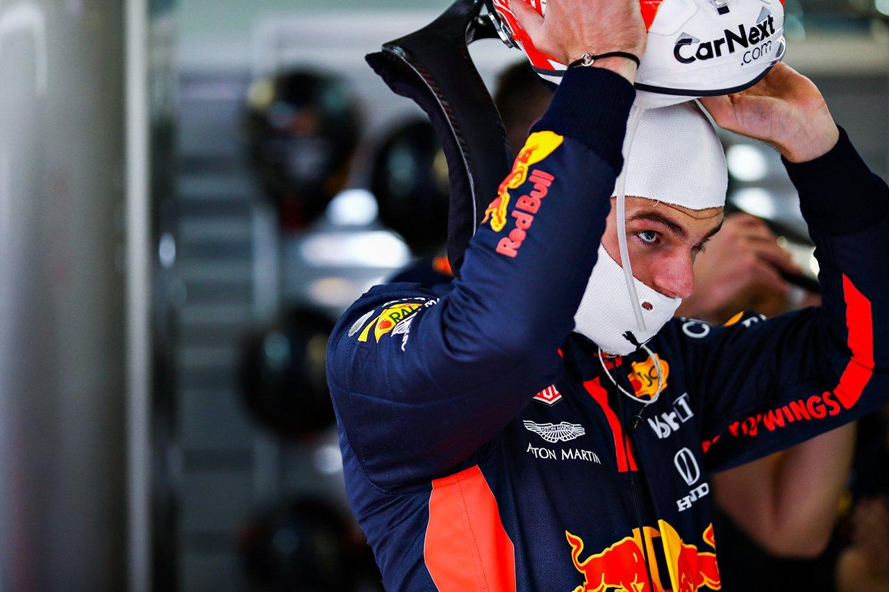 マックス・フェルスタッペン 「ルノーF1と厳しい3位争いになると思う」 / レッドブル・ホンダ F1ロシアGP 金曜フリー走行後のコメント