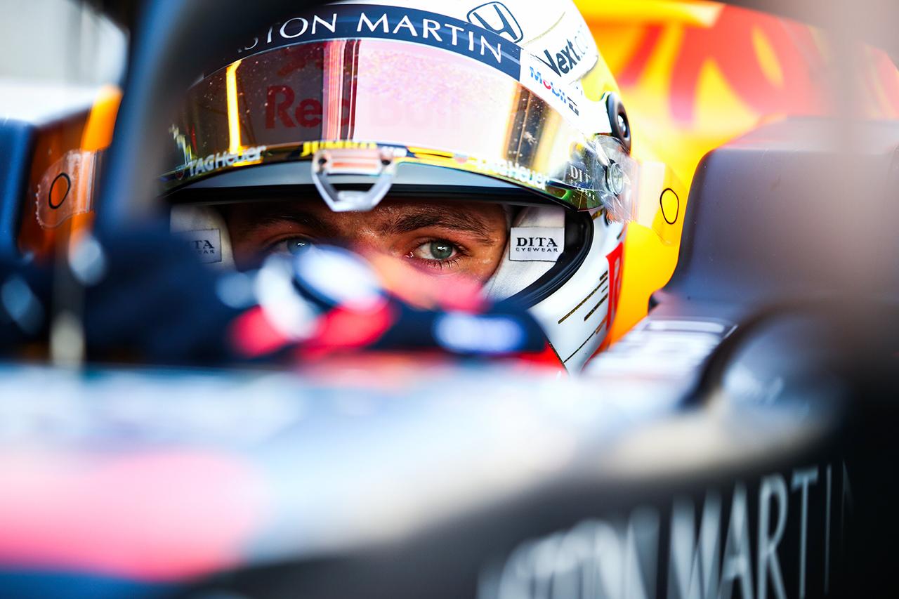 マックス・フェルスタッペン 「ダウンフォースレベルの見極めが重要」 / レッドブル・ホンダ F1ロシアGP 金曜フリー走行