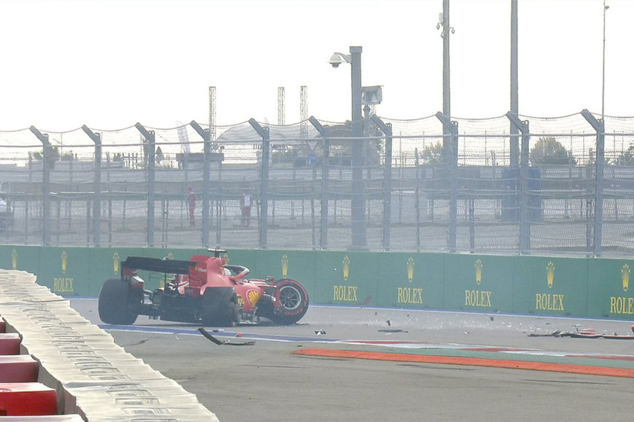 【速報】 F1ロシアGP 予選Q2:ホンダF1勢ではクビアトが脱落