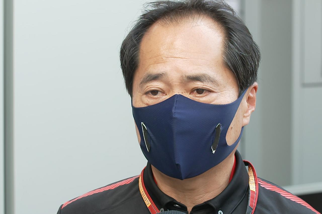 ホンダF1 田辺豊治 「レッドブルとの契約延長の件は私にはわからない」
