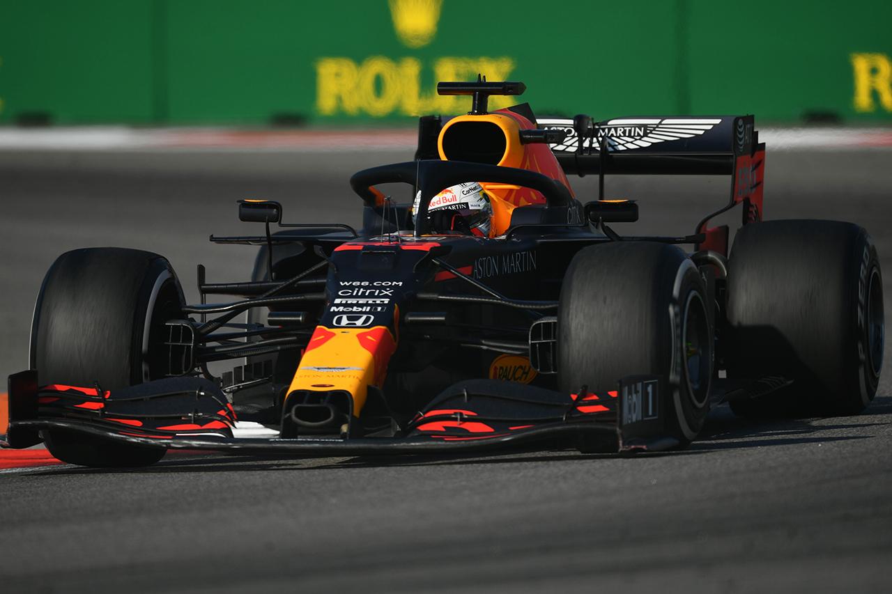 【速報】 F1ロシアGP 結果:マックス・フェルスタッペンが2位表彰台・・・ホンダF1全4台が入賞