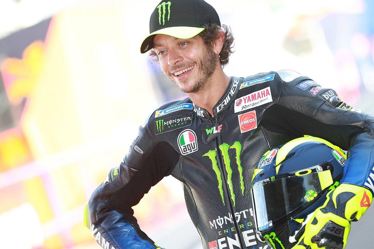 MotoGP:バレンティーノ・ロッシ、2021年はヤマハSRTで現役続行