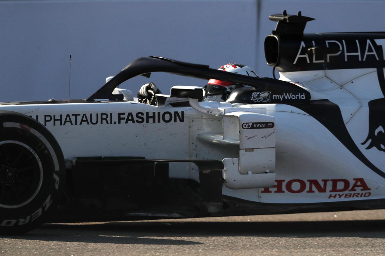 アルファタウリ・ホンダF1、ダブル入賞も「もっと多くを達成できた」 / F1ロシアGP 決勝