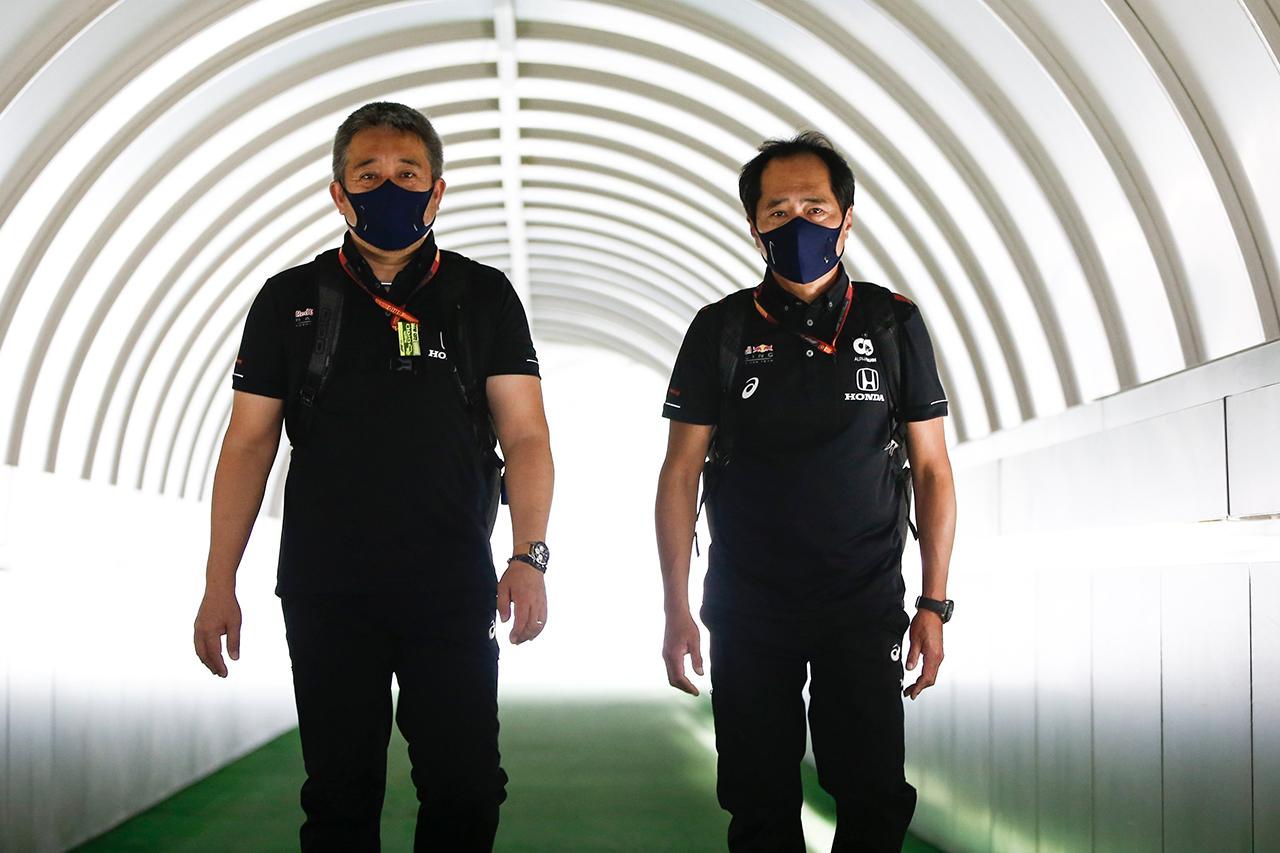 ホンダF1 田辺豊治TD 会見 「4台完走・入賞という目標を一つクリア」 / F1ロシアGP 決勝