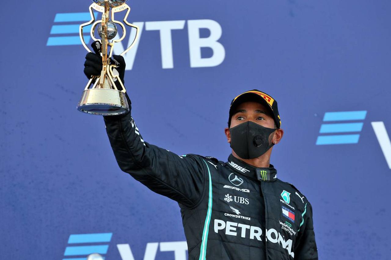 F1ロシアGP:ルイス・ハミルトンに科したペナルティポイントを撤回