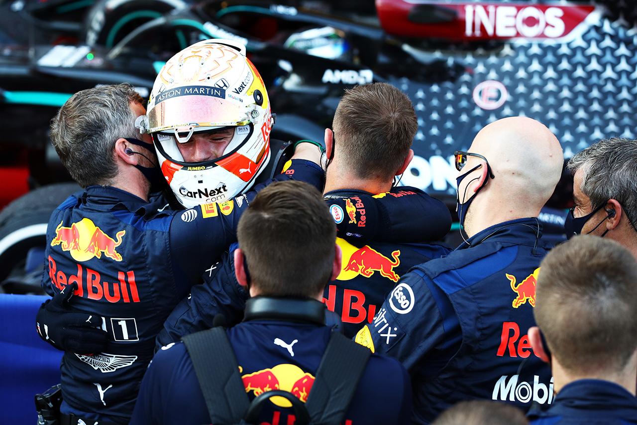 レッドブル・ホンダF1 「2位表彰台はソチでの6年間のベストリザルト」 / F1ロシアGP 決勝