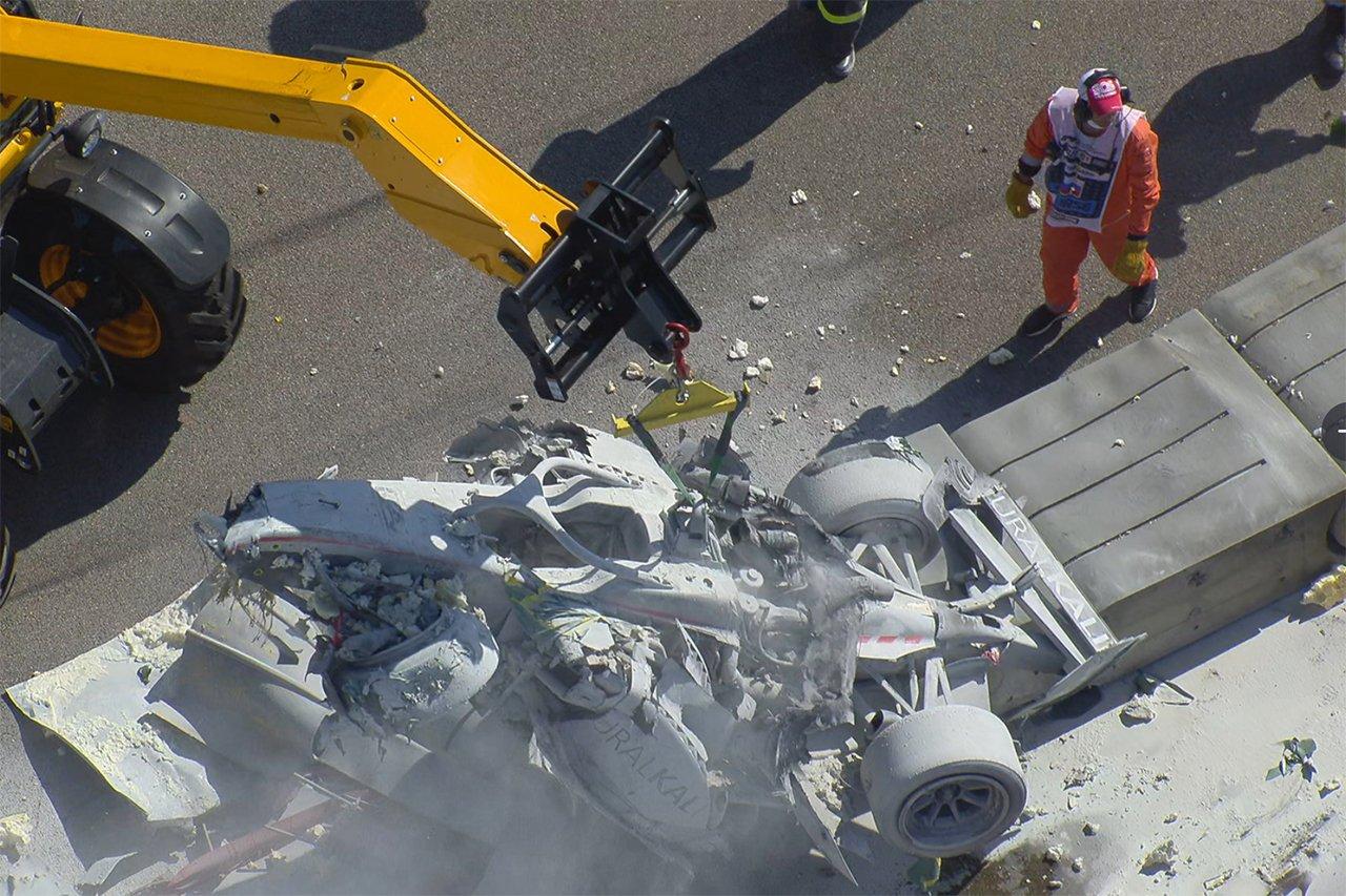 F2の大事故は18インチタイヤの安全性が原因?F1への導入にむけて調査