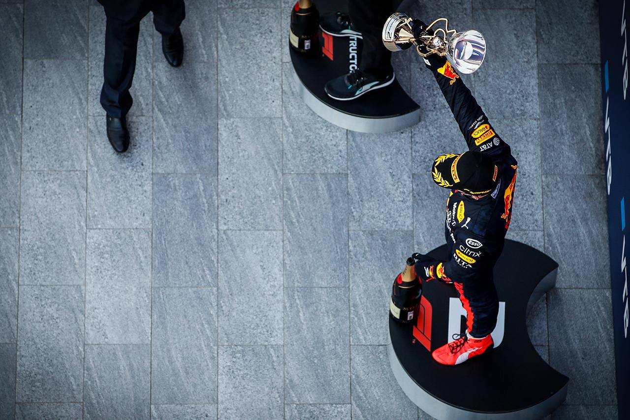 ホンダF1:2020年 第10戦 F1ロシアGP 決勝レポート