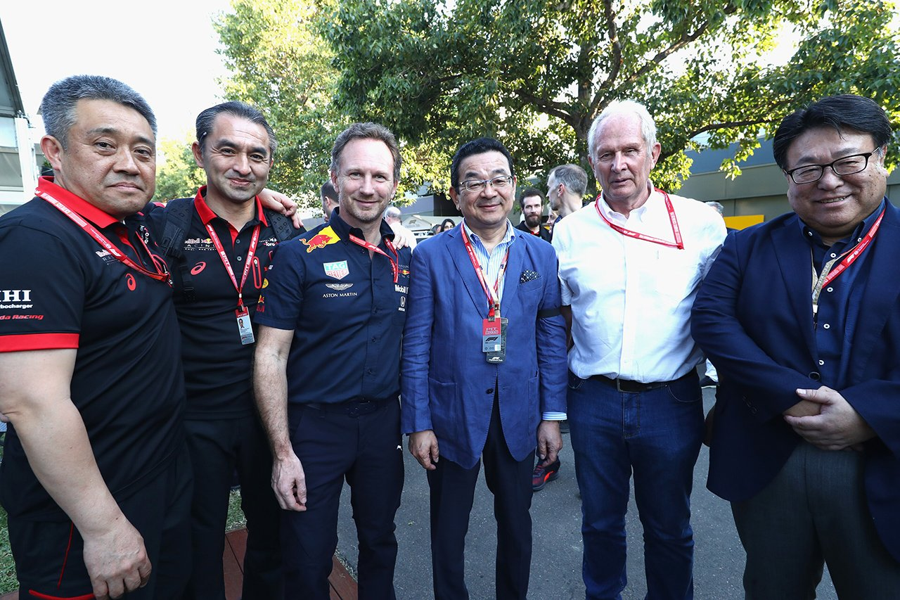 ホンダ 八郷隆弘社長、F1撤退にコメント「一定の成果を得ることができた」