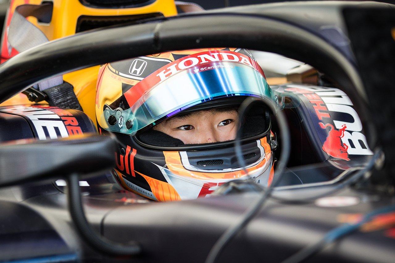 ホンダF1撤退で角田裕毅がアルファタウリのシート獲得をできるかに注目