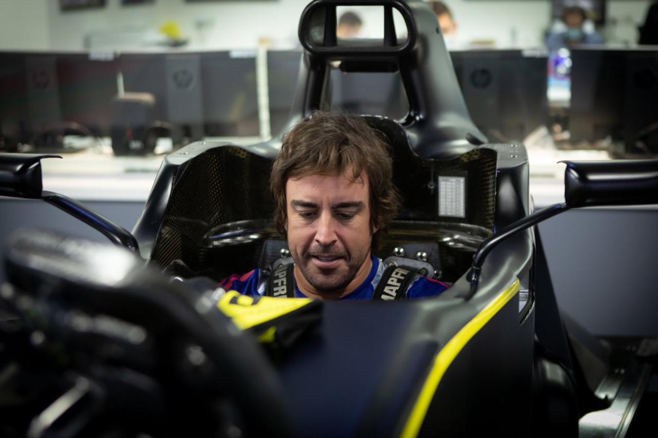 フェルナンド・アロンソ 「自分はF1で最も完成度の高いドライバーの一人」