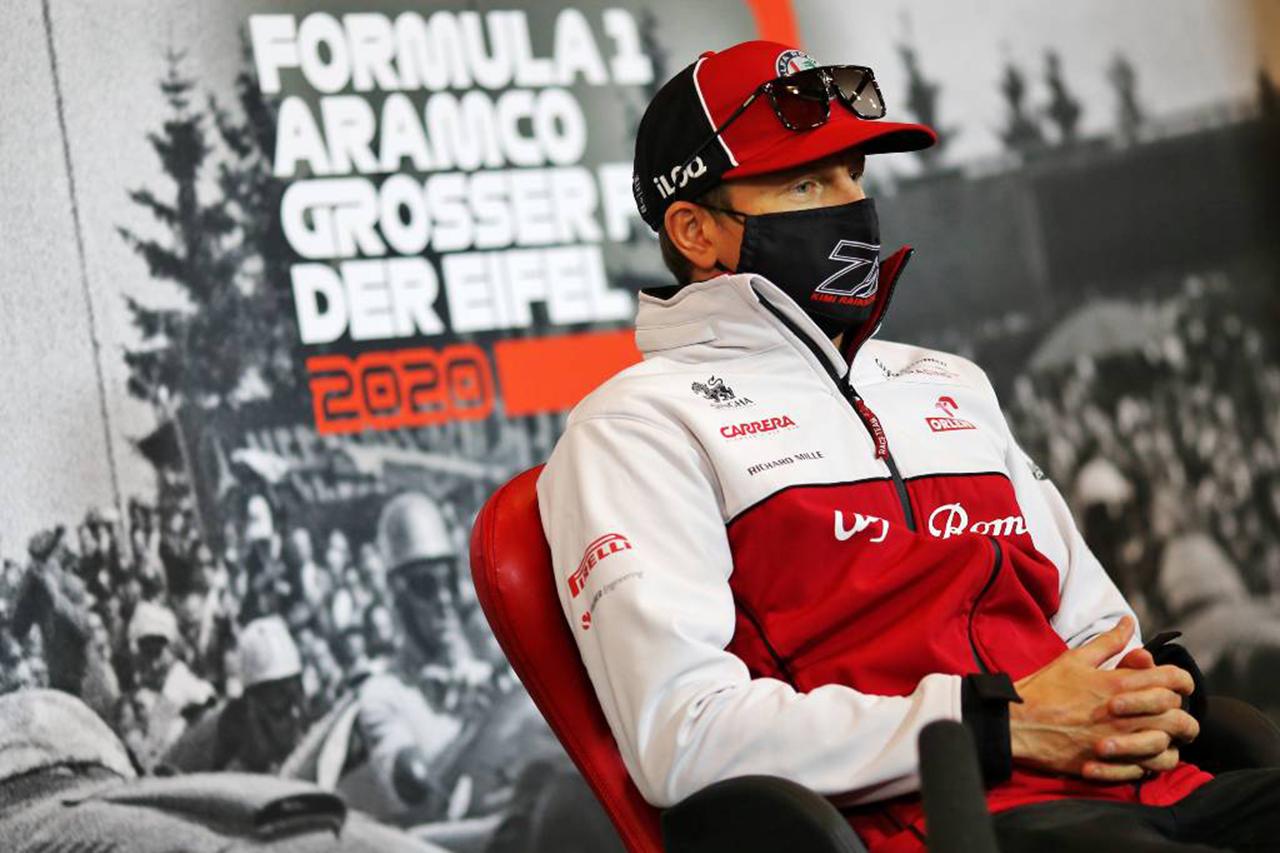 キミ・ライコネン、アルファロメオF1との2021年の新契約締結を否定 / F1アイフェルGP