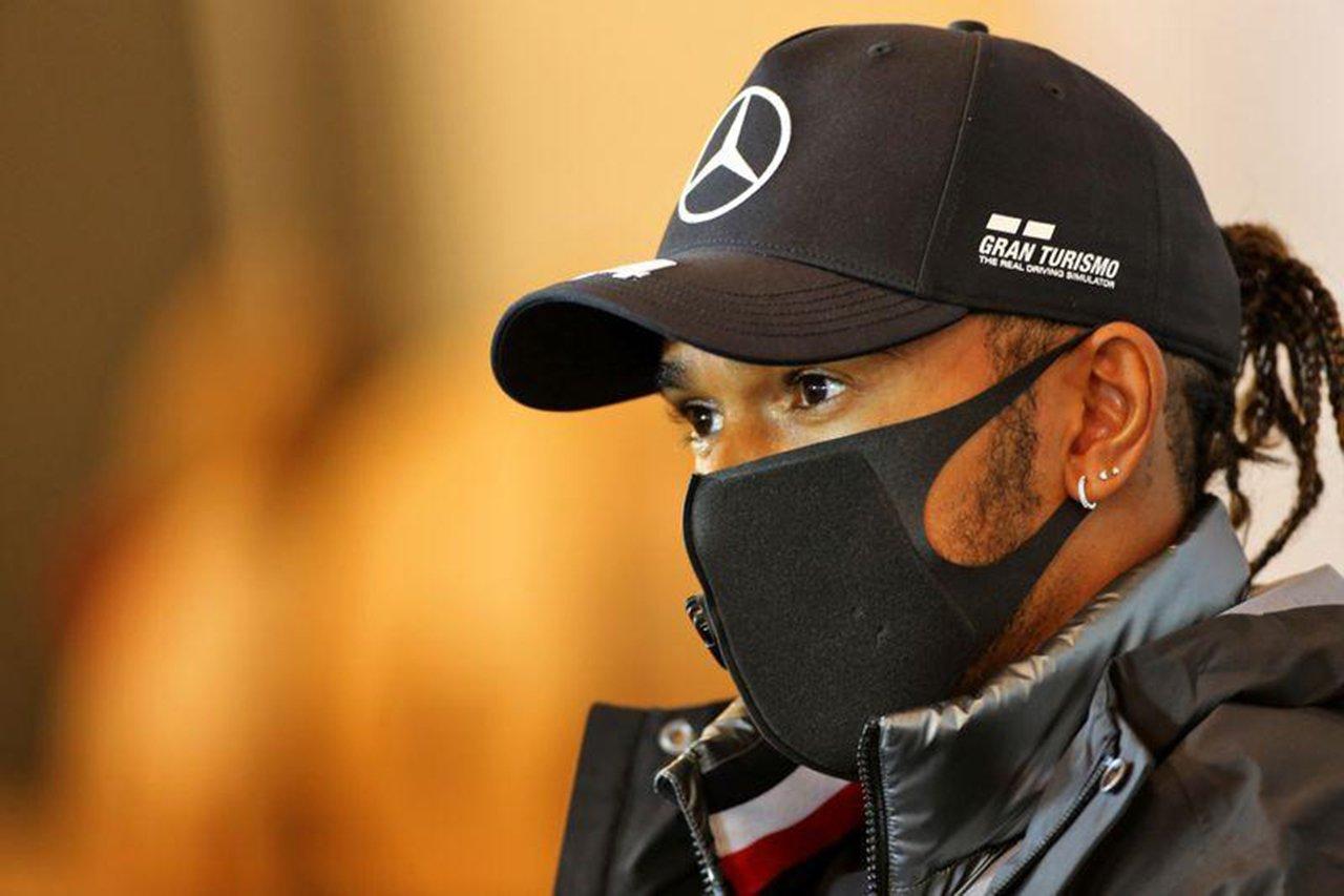 """Photo of ルイス・ハミルトン「ホンダのF1撤退は環境対策の必要性を示した """"[F1-Gate.com]"""