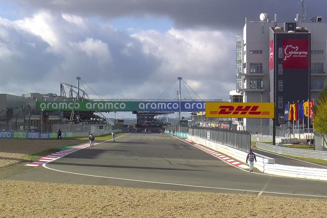 F1アイフェルGP フリー走行3回目:速報ツイート&Twitch