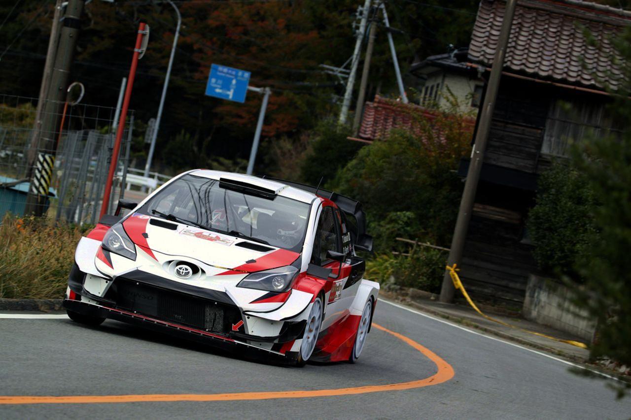 WRC:ラリー・ジャパン、2021年の開催が決定