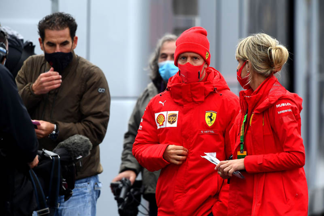 F1:セバスチャン・ベッテル、アストンマーティンの株式購入を認める