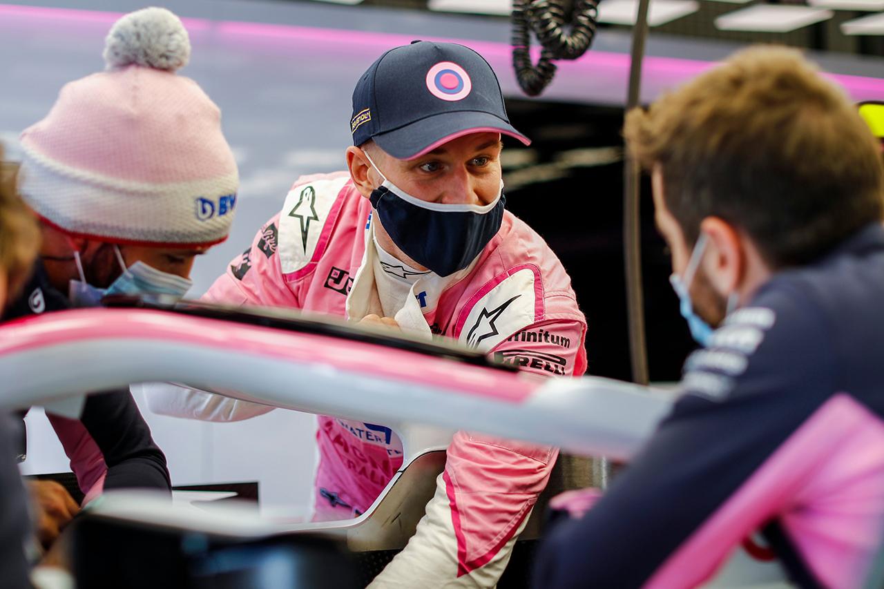 F1アイフェルGP 予選:ドライバーコメント(11番手~20番手)