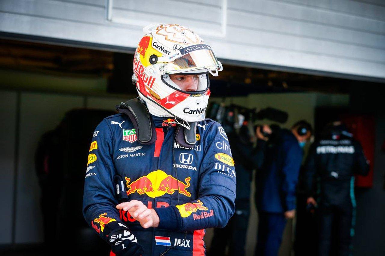 """Photo of マックスフェルースタトペᆫ」の重要な局面でアンダーステアが出てきた """"/レッドブルホンダF1アイフェルGP予選[F1-Gate.com]"""