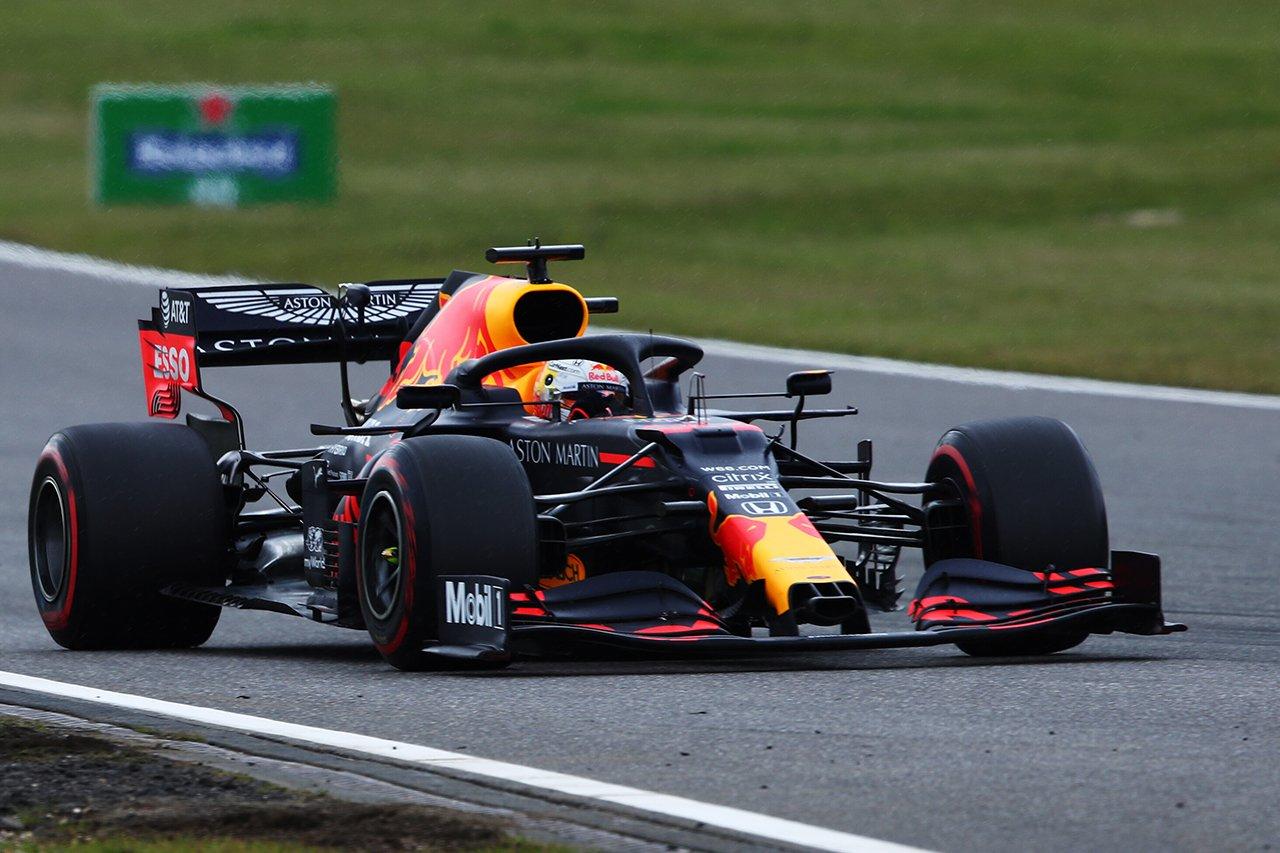 【速報】 F1アイフェルGP 結果:マックス・フェルスタッペンが2位表彰台