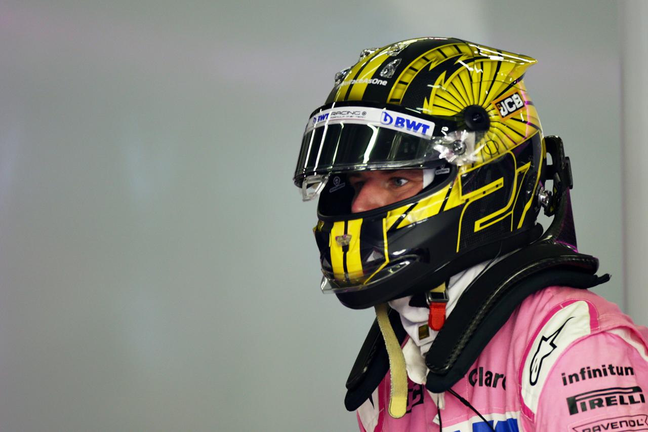 ニコ・ヒュルケンベルグ 「かなり予想外のホームレース」 / レーシング・ポイント F1アイフェルGP 予選