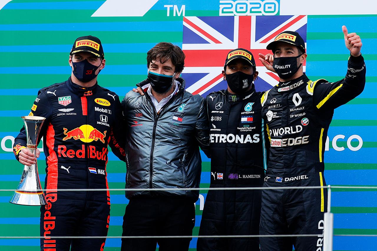F1アイフェルGP 決勝:トップ10 ドライバーコメント