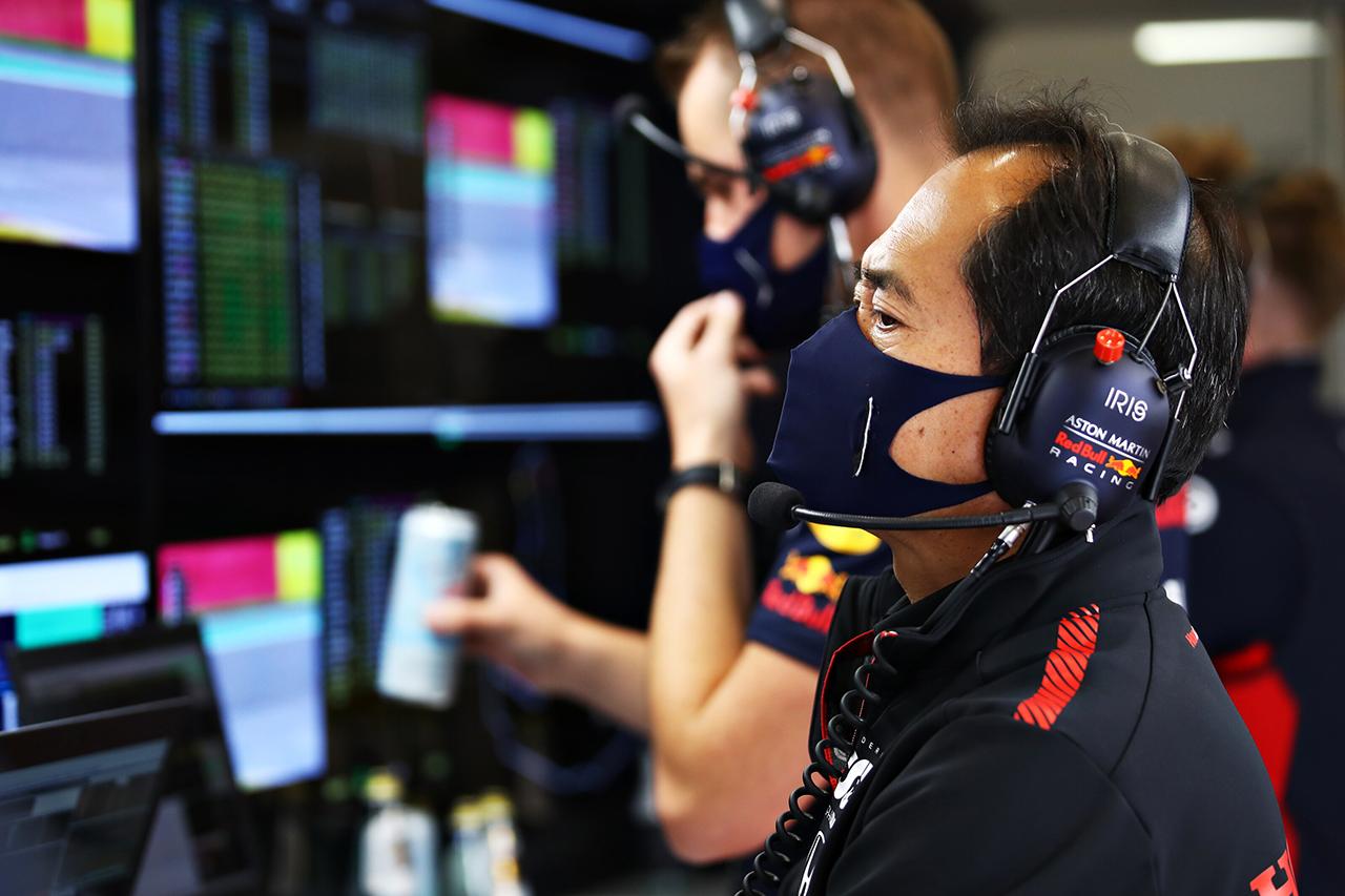 ホンダF1 田辺豊治TD 会見 「F1撤退が発表されても何も変わらない」 / F1アイフェルGP 決勝