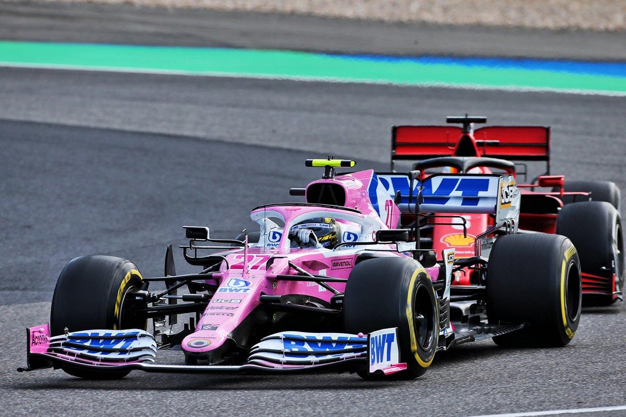ニコ・ヒュルケンベルグ、最後尾から8位「誰も予想してなかったはず!」 / レーシング・ポイント F1アイフェルGP 決勝