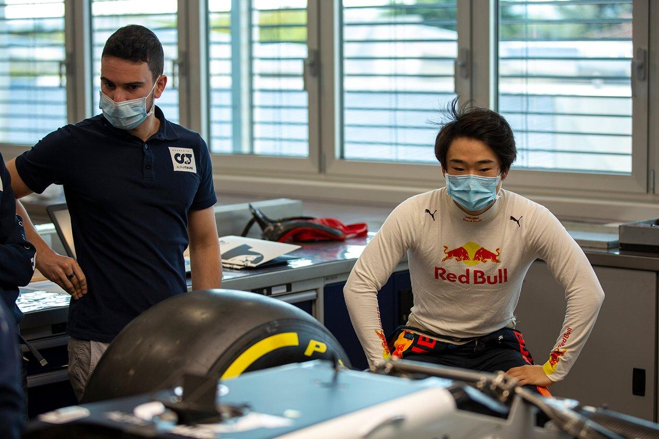 アルファタウリF1代表、角田裕毅に言及「レッドブルは実力を重視する」