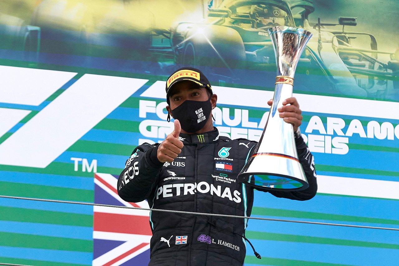 ハミルトン 「F1史上最高のドライバーとして記憶されなくても構わない」
