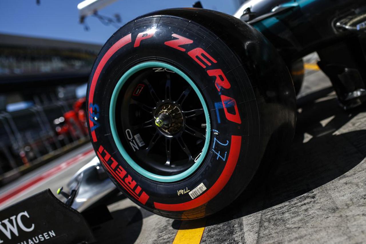 ピレリ、F1ポルトガルGPのFP2で2021年のプロトタイプタイヤをテスト