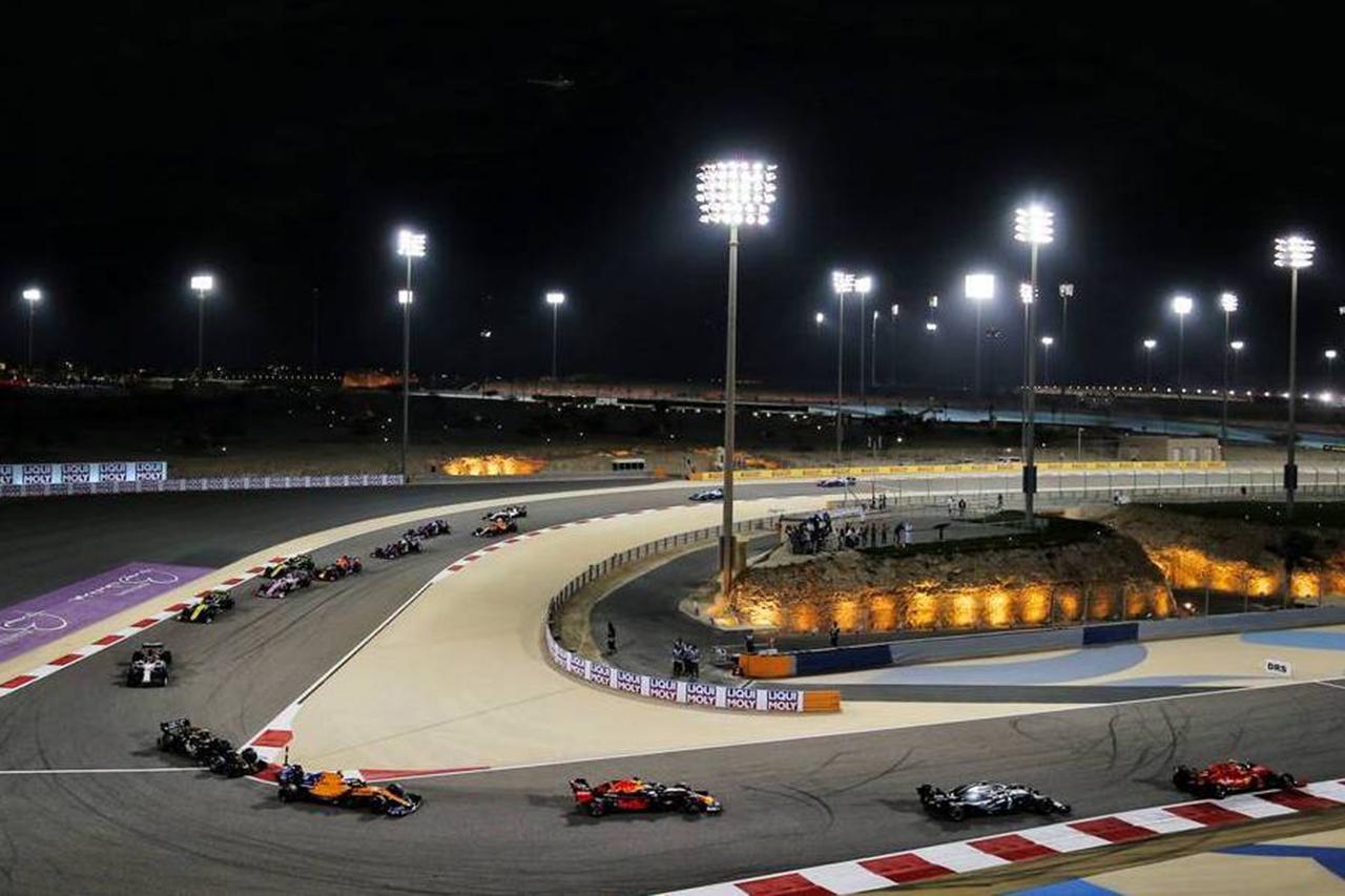 2021年のF1世界選手権:バーレーンで開幕の22戦のカレンダーとの情報