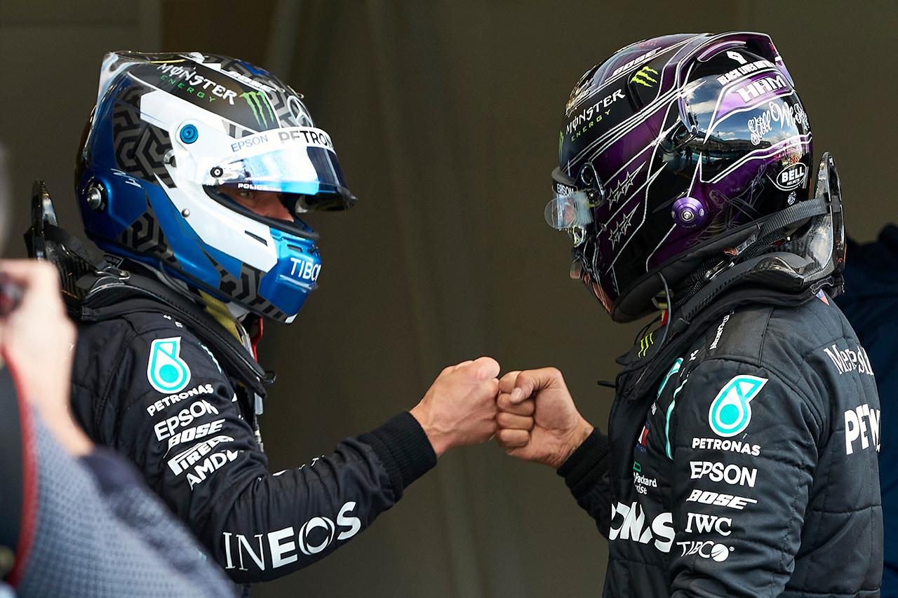 バルテリ・ボッタス 「今季のF1ドライバーズタイトル獲得には奇跡が必要」