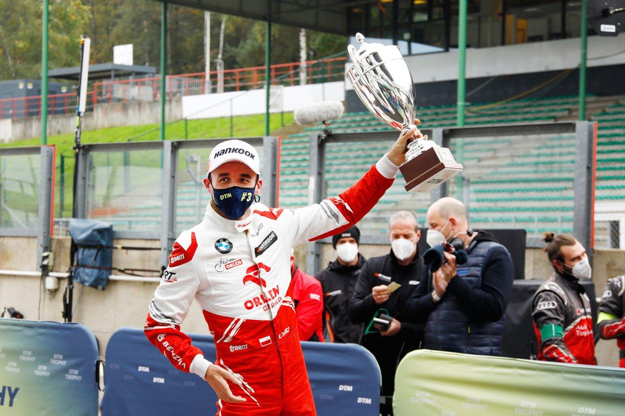 ロバート・クビサ、DTMで待望の初表彰台 / アルファロメオF1
